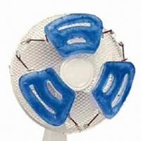 Buy cheap Ice Packs/Reusable Gel Packs for Fan, CE-/FDA-approved from wholesalers