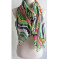 Buy cheap New style and fashion lady's polyester scarf from wholesalers