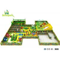Wholesale Shopping Mall Kids Indoor Playground With Amusement Equipment & Environmental from china suppliers