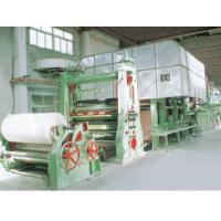 Buy cheap Corrugating Paper Machine from wholesalers