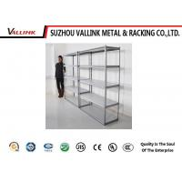 Buy cheap Corrosion Protection Steel Freestanding Shelving Unit For Library / School from wholesalers