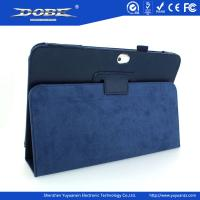 Buy cheap Upstanding PU leather case for Samsung Tab 5100 from wholesalers