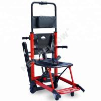 Quality Power Lift Up Seat Stair Climbing Wheelchair , Motorised Stair Climber for sale
