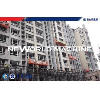 Wholesale Construction Window Cleaning Platform Suspended Cradle / Gondola / Sky Climber from china suppliers