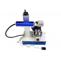 Buy cheap Rotary Flying CO2 Marking CNC Laser Machines from wholesalers
