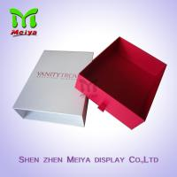 Innovative Customized Drawer Type Gift Packaging Boxes With Ribbon Handle