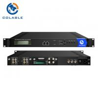 Buy cheap Satellite Integrated Receiver Decoder RF To AV Converter IRD With 2 CAM / CI Slot COL5822CN from wholesalers