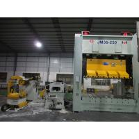 Buy cheap Automation Stamping Press Feeder Equipment Stainless Steel Roller Processing from wholesalers
