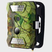 Buy cheap newly-design Most Cost-effectiv 12MP HD 720P Infrared Deer Trail Camera, 40pcs IR LEDs Top/Foot from wholesalers