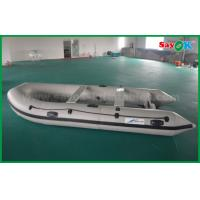 Buy cheap 2m Pvc Fabric Rib Zodiac Mini Inflatable Fishing Boat with Electric Motor from wholesalers