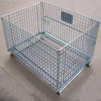 Wholesale hot sale industrial wire mesh containers from china suppliers