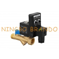 Buy cheap 1/4'' 1/2'' Automatic Drain Valve For Air Compressor 110V 220V from wholesalers
