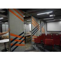 Buy cheap Hotel Movable Partition Wall Multi Purpose Aluminum Frame Structure product