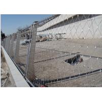 Buy cheap Stainless Steel Suspension Bridge Railing Rope Mesh from wholesalers
