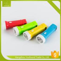 BN-103 Simple Classic Rechargeable LED Flashlight Torch Light Manufactures