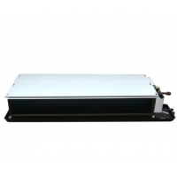 Buy cheap 7.2kpa Ceiling Concealed 130mm Water Fan Coil Unit from wholesalers