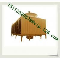 Buy cheap CE Certified 8 ton-50 ton frp cooling tower with high strength and good looking from wholesalers