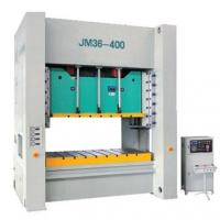 Buy cheap JM36/JMD36 series Gantry Type Double-Point Press with high performance from wholesalers