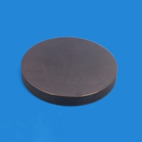 Buy cheap 400mm Custom Silicon Nitride Si3N4 Ceramic Disc from wholesalers