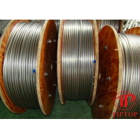 Buy cheap Cold Drawn Oil And Gas Seamless Stainless Steel Coils from wholesalers