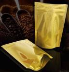Buy cheap Laminated Coffee Plastic Packaging Bags Self-Standing , PET / AL / PE from wholesalers