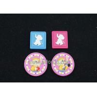Buy cheap Elephant cow animal image badges for garments company's custom product