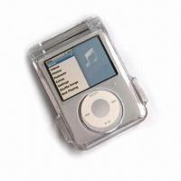 Buy cheap Crystal Case Suitable for Use with iPod Nano, Available in Clear, Gray, Blue, and Red Color from wholesalers