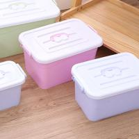 Buy cheap Plastic Container Crate Basket Storage Box Folding Box from wholesalers