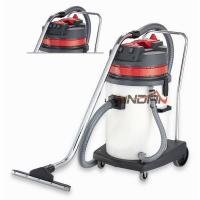 Buy cheap 60L Heavy Duty Vacuum Cleaner , 2000W Power Industrial Vacuum Cleaner CE Certification from wholesalers
