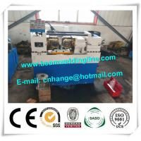 Buy cheap Rebar CNC Drilling And Threading Machine , Steel Rod Threading Machine from wholesalers