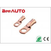 Wholesale AWG Electro Tinned Copper Tube Terminals Tubular Solderless High Purity Copper Fireproof from china suppliers