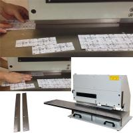 High Precision PCB Depanel Machine For 1.2m Led Strip , Pcb Depaneler Tool Manufactures