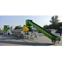 Wholesale scrap rubber tires recycling machinepet recycling machinery from china suppliers