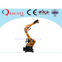 Buy cheap 1645mm Arm Robotic Automation System CNC Control 6kg Capacity For Painting from wholesalers