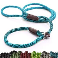 Buy cheap Extremely Durable Dog Harness Leash Mountain Climbing Rope Lead Nylon Material from wholesalers