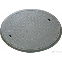 Buy cheap Clear Opening Single Seal Manhole Covers And Frames Alkyd Paint Surface Treatment from wholesalers
