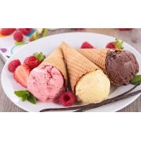 Buy cheap Safety Distilled Monoglycerides Powder , PEG Ice Cream Emulsifier With Halal from wholesalers