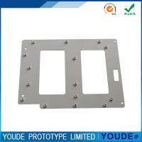 Buy cheap Fast Speed Custom Sheet Metal Fabrication Manufacturing Metal Plate with Rivet from wholesalers