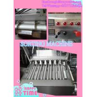 Buy cheap PLC Control Capsule Sorting Machine from wholesalers