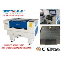 Buy cheap 100w Co2 Laser Engraving Cutting Machine , Marble Laser Engraving Machine from wholesalers