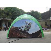 Wholesale Waterproof Advertising Inflatable Tent , Inflatable Spider Tent CE Approved from china suppliers