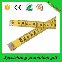 2.0M long color custome tape measure with cm and inches for tailor Manufactures
