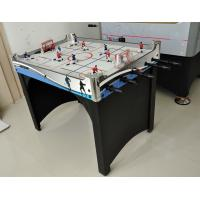 Buy cheap Color Graphics Rod Hockey Table MDF Stick Hockey Table With PVC Handle from wholesalers