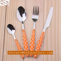 Buy cheap Creative Plastic Handle Cutlery Sets By International from wholesalers