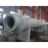 Wholesale Nickel Alloy C71500 Clad Shell Tube Heat Exchanger for Gas Industry from china suppliers