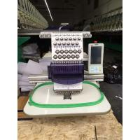 USB Connection T Shirt Embroidery Machine Customzied Real Time Tracking Pattern Manufactures