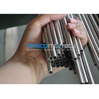 China Monel K500 / UNS N05500 ASTM B163 / B165 Seamless Nickel Alloy Tube With Eddy Current on sale