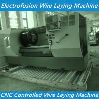 Buy cheap Delta CNC Machine for Wire Laying Polyethylene (PE) Electrofusion Fittings from wholesalers