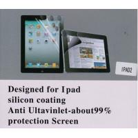 Buy cheap Customized Removable PET Tablet Protective Film, 10 Inch Computer Screen product