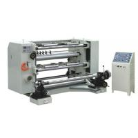 Quality plastic film / paper slitter rewinder machine separating - cutting - rolling for sale